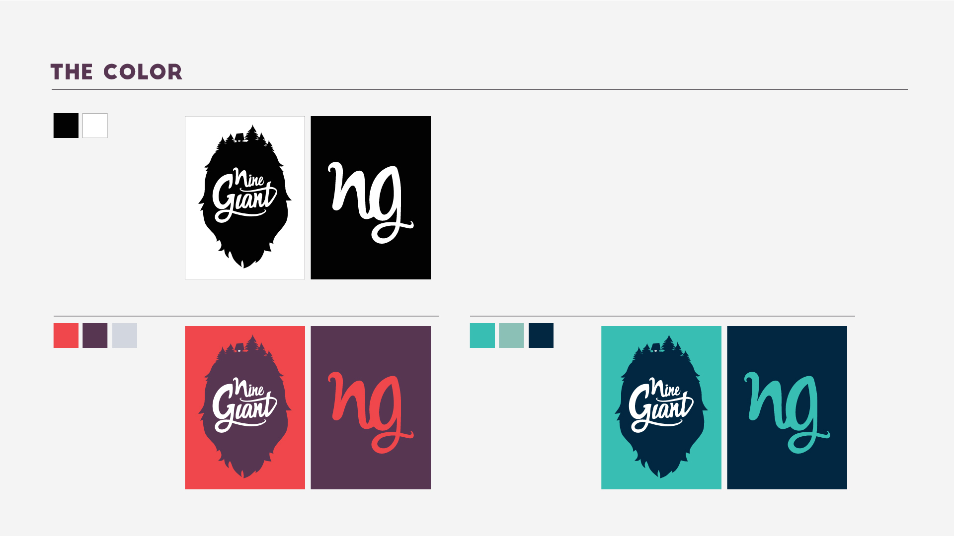 Logo Color variations