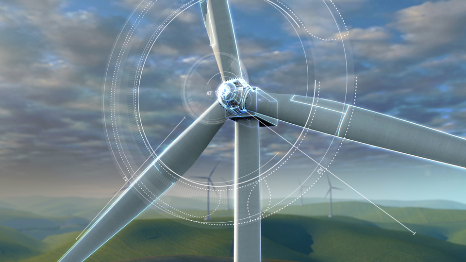 GE's Digital Wind Farm
